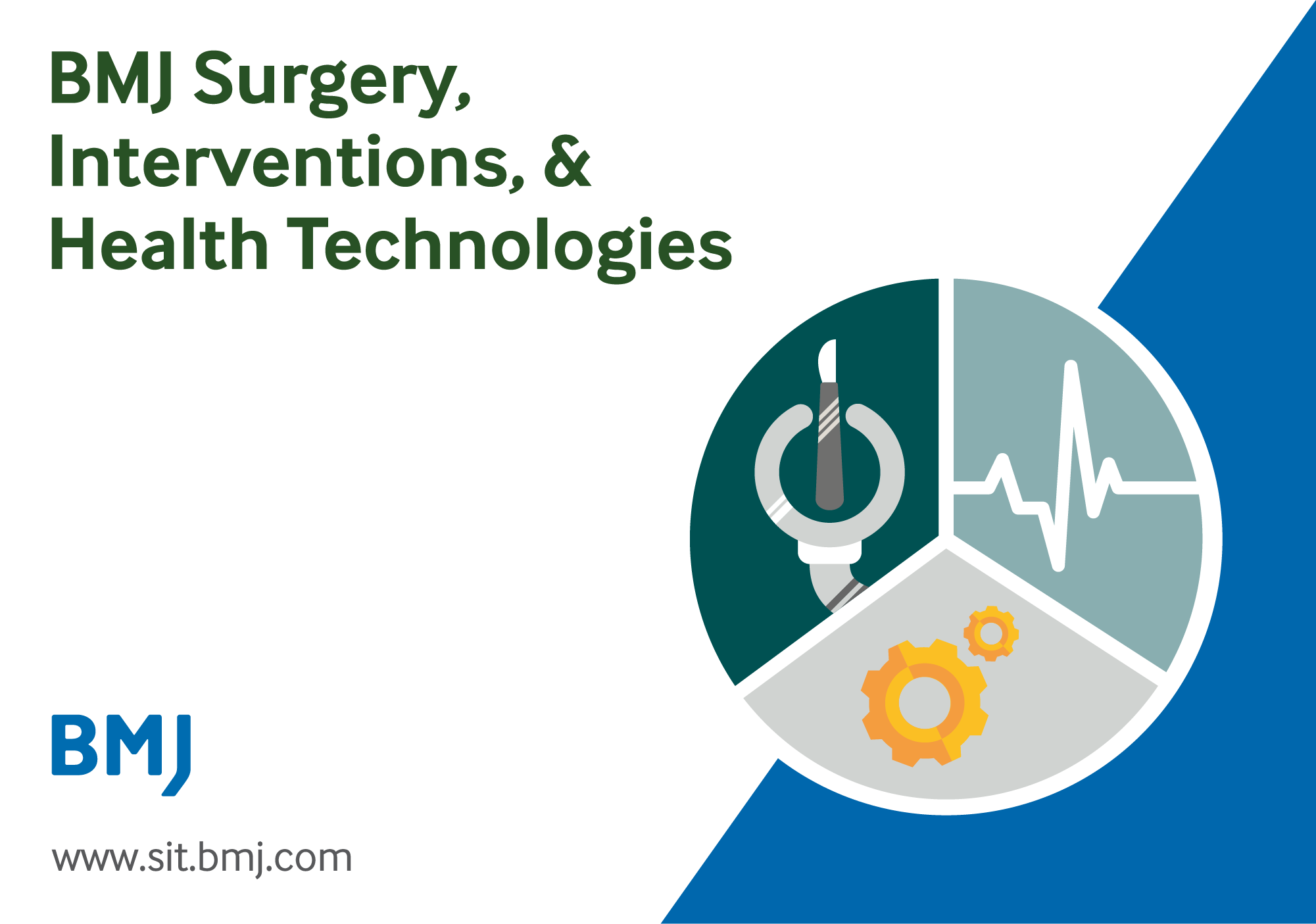 NEW! BMJ SURGERY, INTERVENTIONS & HEALTH TECHNOLOGIES:
