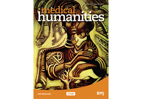 Medical Humanities journal cover of current issue